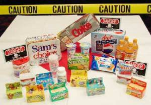 aspartame_products