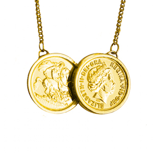 premium_sparkling_jewellery_double_coin_holly_necklace_gold