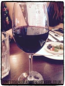 Cafe Rouge Wine