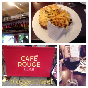 Cafe Rouge Loughton