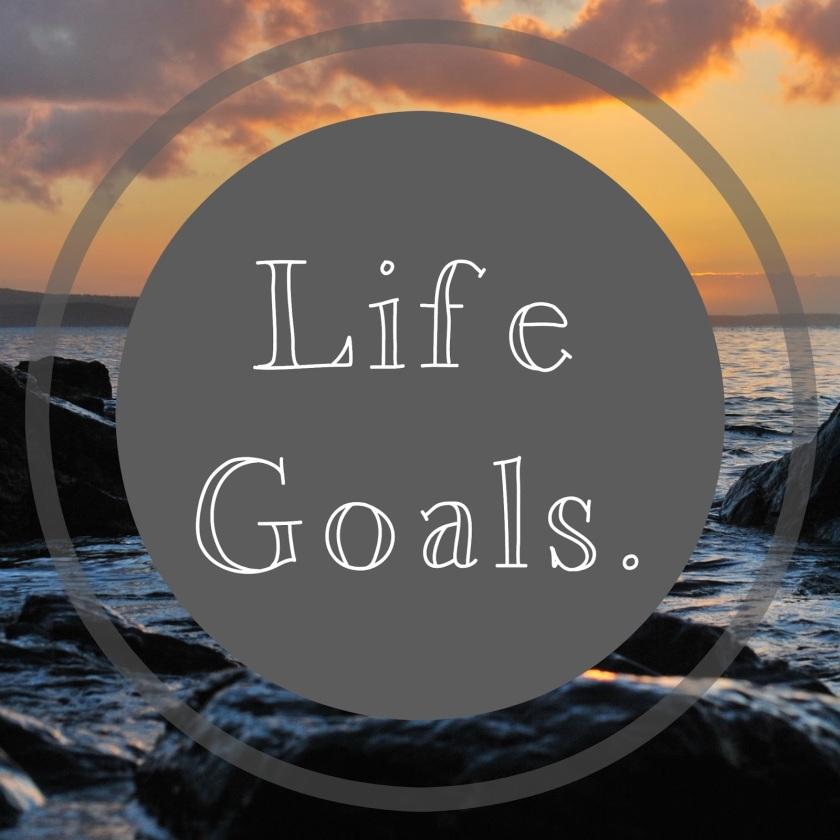 life goals image
