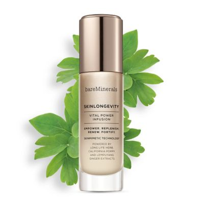 Bare minberals skin longevity serum