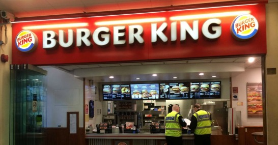 Fenchurch St Burger King is a MUST after work drinks. Or any drinks really. Nothing saves your life like a dirty burger before you get home and fall asleep in your make up.
