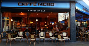 Pret, Caffé Nero and Costa are all more or less the same thing. After a while, the chai latte's, ridiculously priced dark chocolate bars and the chia seed bars will all merge into one, and you'll find yourself wandering in for a coffee without even really realising where you are.