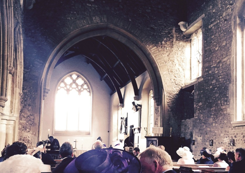 Bedford Wedding 1
