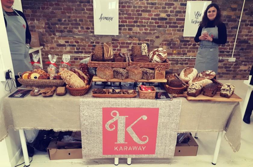 Karaway Bread